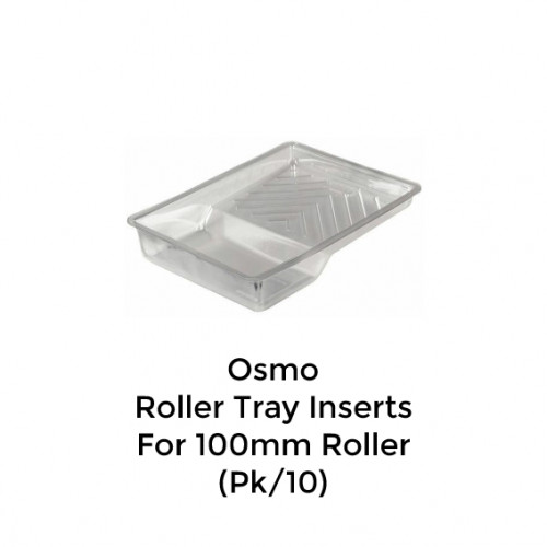 Osmo - Roller Tray Inserts - For 100mm Roller Sleeve - (INSERT/S)