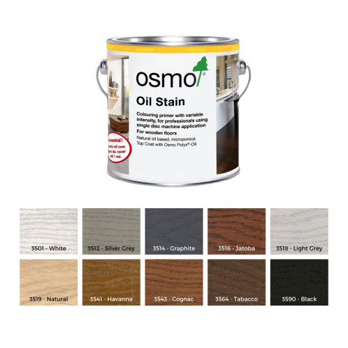 Oil Stain Main
