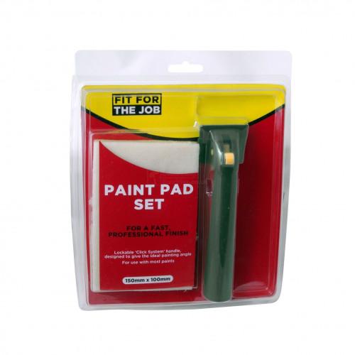 """FS - Paint Pad Handle & Paint Pad Set - 6""""x4"""""""
