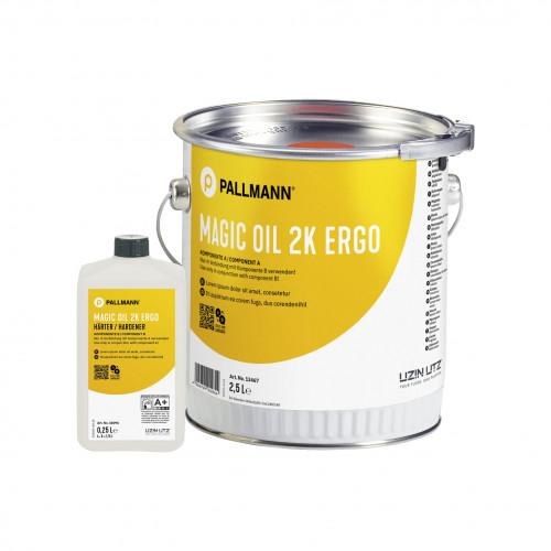 2.75ltr: Pallmann - Magic Oil 2K - Ergo - Including 0.25ltr Hardener