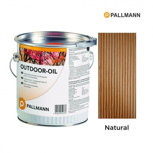 3ltr: Pallmann - Outdoor Oil 1K - Natural