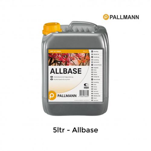 5ltr: Pallmann - Allbase - 1K Alcohol Based Primer