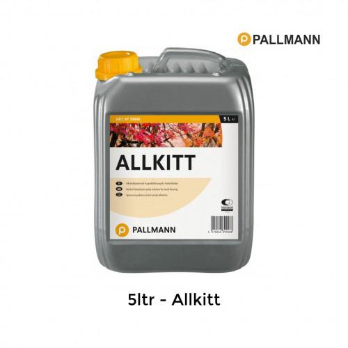5ltr: Pallmann - Allkitt - Low Slump Alcohol Based Joint Filler