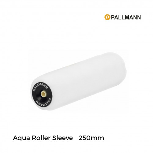"""Pallmann - Roller Sleeve - For Water Based Lacquers - 11mm Pile - 250mm - 10"""""""