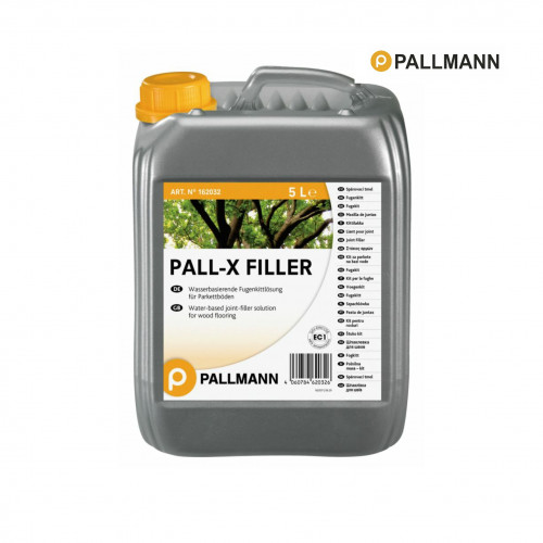 5ltr: Pallmann - Pall-x-Filler - Low Slump Water Based With Fibres