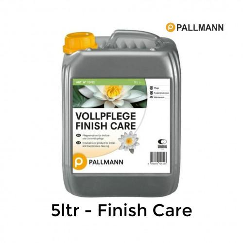 5ltr: Pallmann - Finish Care - Water Based Polish