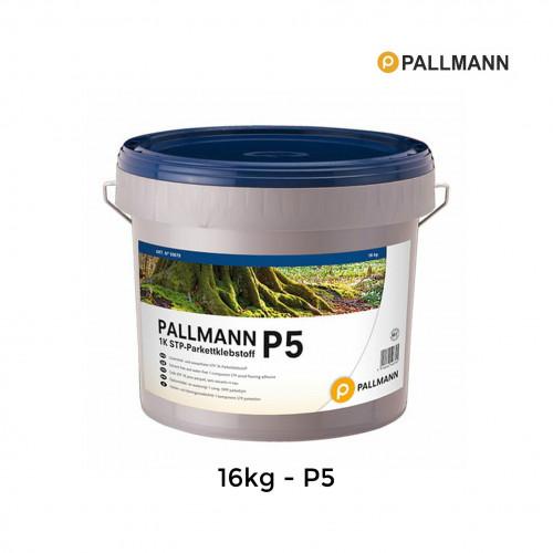 16kg Tub: Pallmann - P5 - Wood Flooring Adhesive - 1 Component