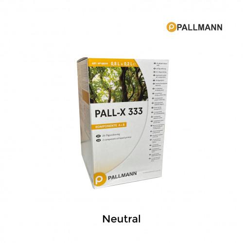 1ltr: Pallmann - Pall-x-333 - 2-Component A+B Oil Based Primer - Neutral