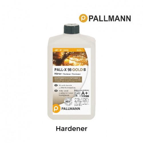 0.5ltr: Pallmann - Pall-x-98 - Replacement Hardener