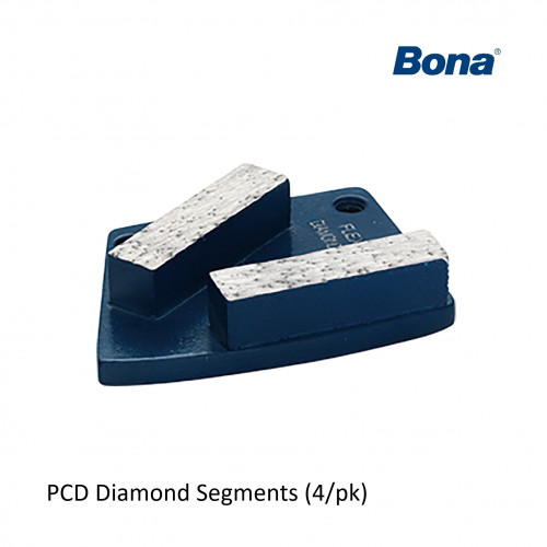 1pk: Bona - FlexiSand - PCD Diamond Segments - (4/pk)