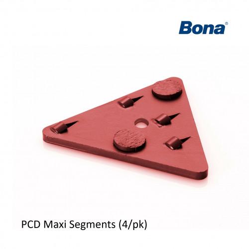 1pk: Bona - FlexiSand - PCD Maxi Segments - (4/pk)
