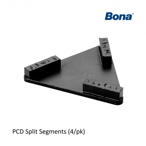 1pk: Bona - FlexiSand - PCD Split Segments - (4/pk)