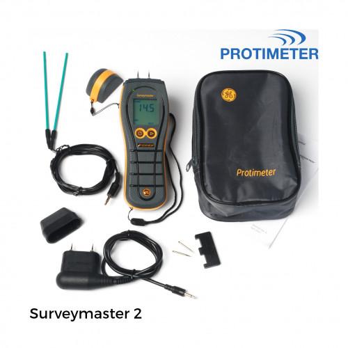 Protimeter - Surveymaster - Moisture Measure System