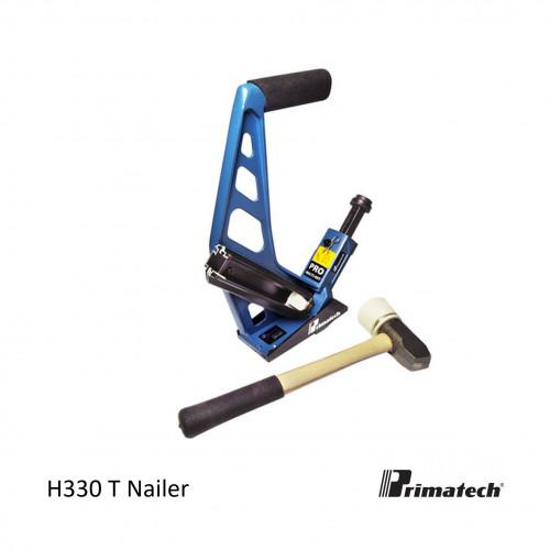 Primatech - H330 'T' Nailer Kit - Inc 1 x Double Headed Mallet