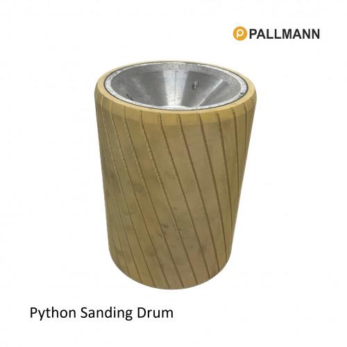 "Frank - Python - Sanding Drum - 250mm - 10"" - (King Cobra)"