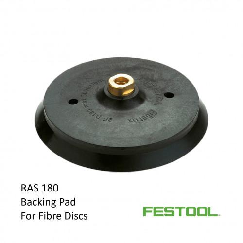 Festool - RAS 180 - Backing Pad for fibre disc (485296)