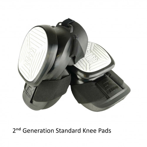 Recoil - Standard Knee Pad Set - (Pair)