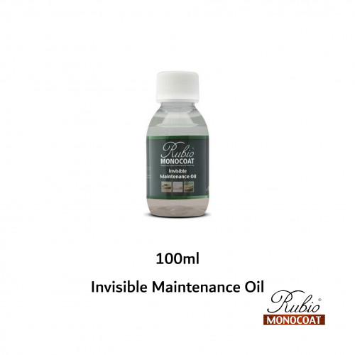 0.1ltr: Rubio Monocoat - Invisible Maintenance Oil