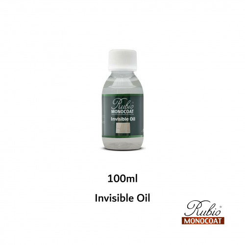 0.1ltr: Rubio Monocoat - Invisible Oil - 1K Penetrating Oil - Untreated Look