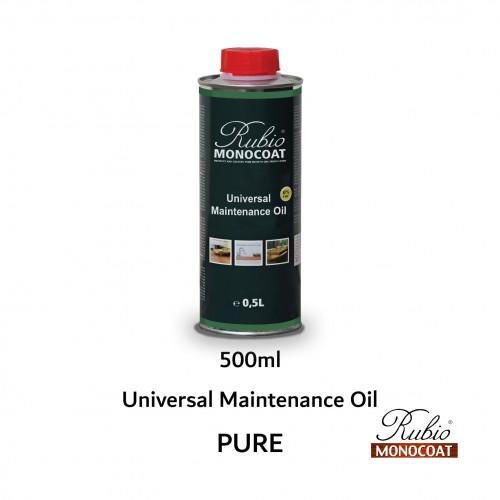 500ml: Rubio Monocoat - Universal Maintenance Oil - Pure