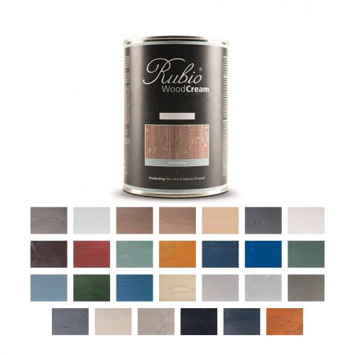 Rubio Monocoat - WoodCream - Choose from 27 colours