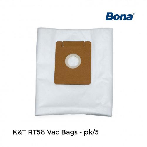 1pk: Kunzle & Tasin - RT58 - Vac Bags - (5/pk)