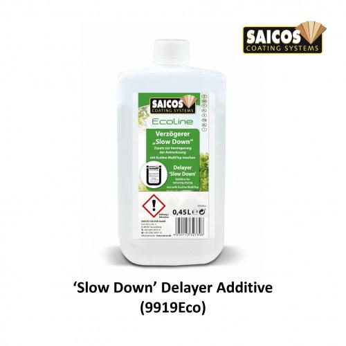 0.45ltr: Saicos - Ecoline MultiTop Plus - Additive - Slow Down - (9919Eco261)