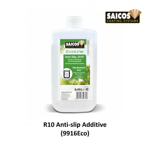 0.45ltr: Saicos - Ecoline MultiTop Plus - Additive - Anti-Slip R10 - (9916Eco261)