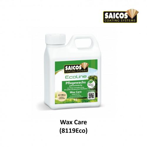 1ltr: Saicos - Ecoline WaxCare - Colourless (8119ECO)