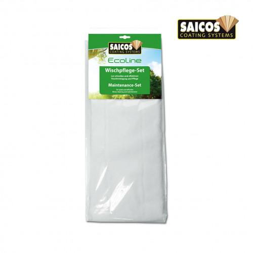 Saicos - Replacement Cloths - for Ecoline Maintenance Set - (2/pk)
