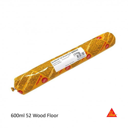 600ml Foil: Sika T52 - Wood Floor Adhesive