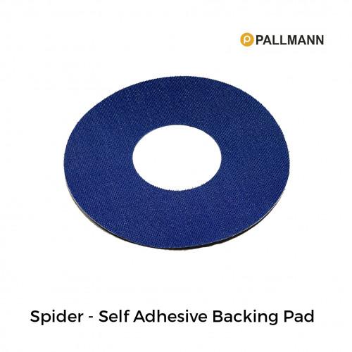 Pallmann - Spider - Self Adhesive Hook & Loop Backing Pad - 180mm