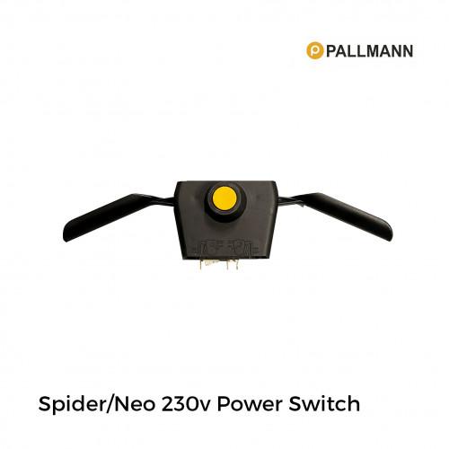 Pallmann - Spider / Neo - 230v - Power Switch