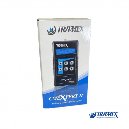 Tramex - CM Expert II - Digital Moisture Meter