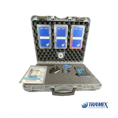 Tramex - CM Expert II - Flooring Inspection Kit