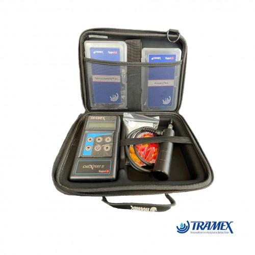Tramex - CM Expert II - EZ Kit Flooring Kit (New Case)