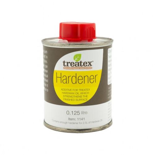 0.125ltr: Treatex - Hardener (New) - for Treatex Hardwax Oil - (Mix at a ratio of 20:1) (1141b)