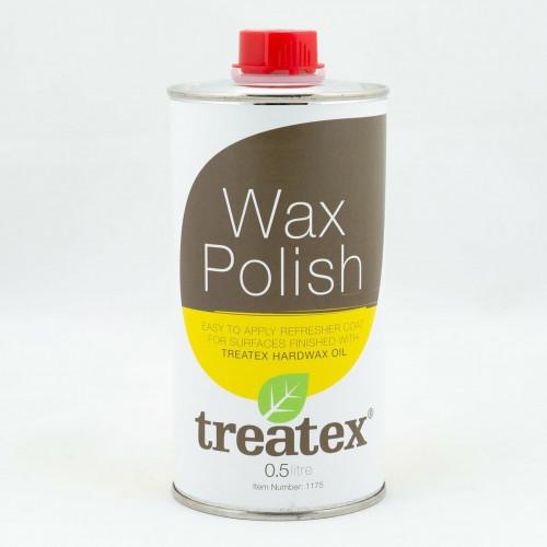 0.5ltr: Treatex - Wax Polish - Satin - (1175c)