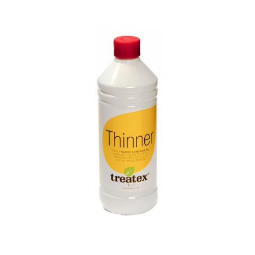 1ltr: Treatex - Thinner for use with Hard Wax Oil - (1191e)