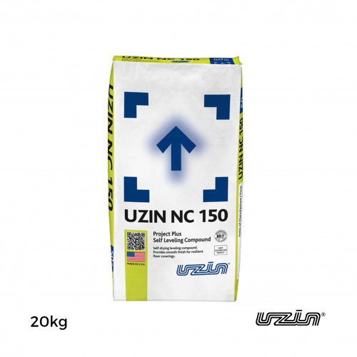 20kg Bag: Uzin - NC150 - Commercial quality smoothing compound up to 10mm