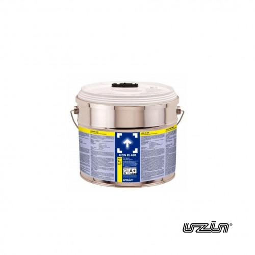 5kg Tub: Uzin - PE480 - Epoxy 2 Component DPM - (1 or 2 Coat)