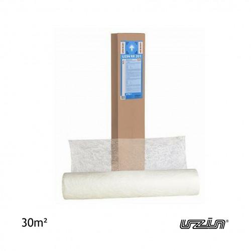 1 Roll: Uzin - RR201 NEW - Renovation Fleece - for concrete hairline crack repair - 30 x 1m