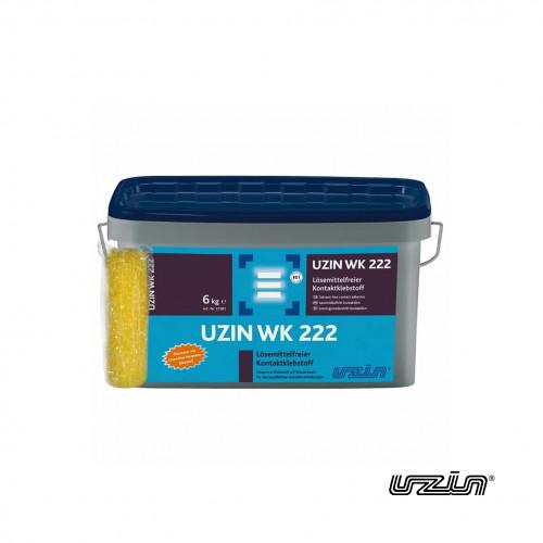 6kg Tub: Uzin - WK222 - Water Based Solvent Free Neoprene Contact Adhesive