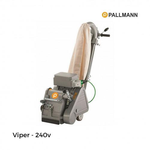 """Pallmann - Viper - Belt Sanding Machine - 8"""" - 1.85kw"""