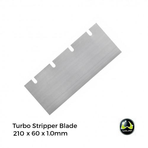 Wolff - Duro Stripper - Blade - 210x60x1.0mm