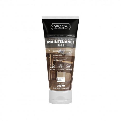 0.2ltr: WOCA - Maintenance Gel - Extra White