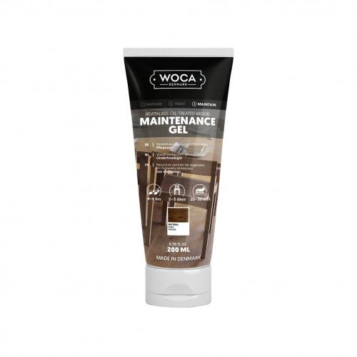 0.2ltr: WOCA - Maintenance Gel - Natural