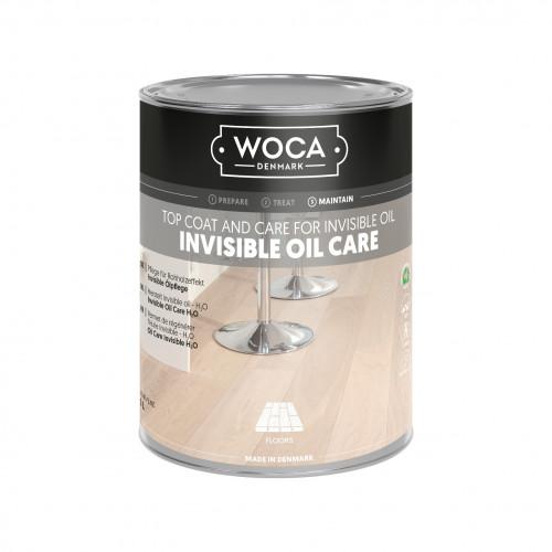 1ltr: WOCA - Invisible Oil - Care
