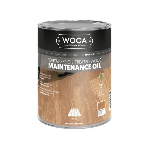 1ltr: WOCA - Maintenance Oil - Extra White