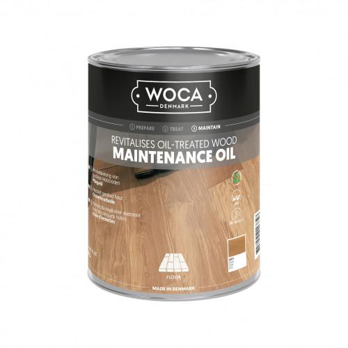 1ltr: WOCA - Maintenance Oil - Grey